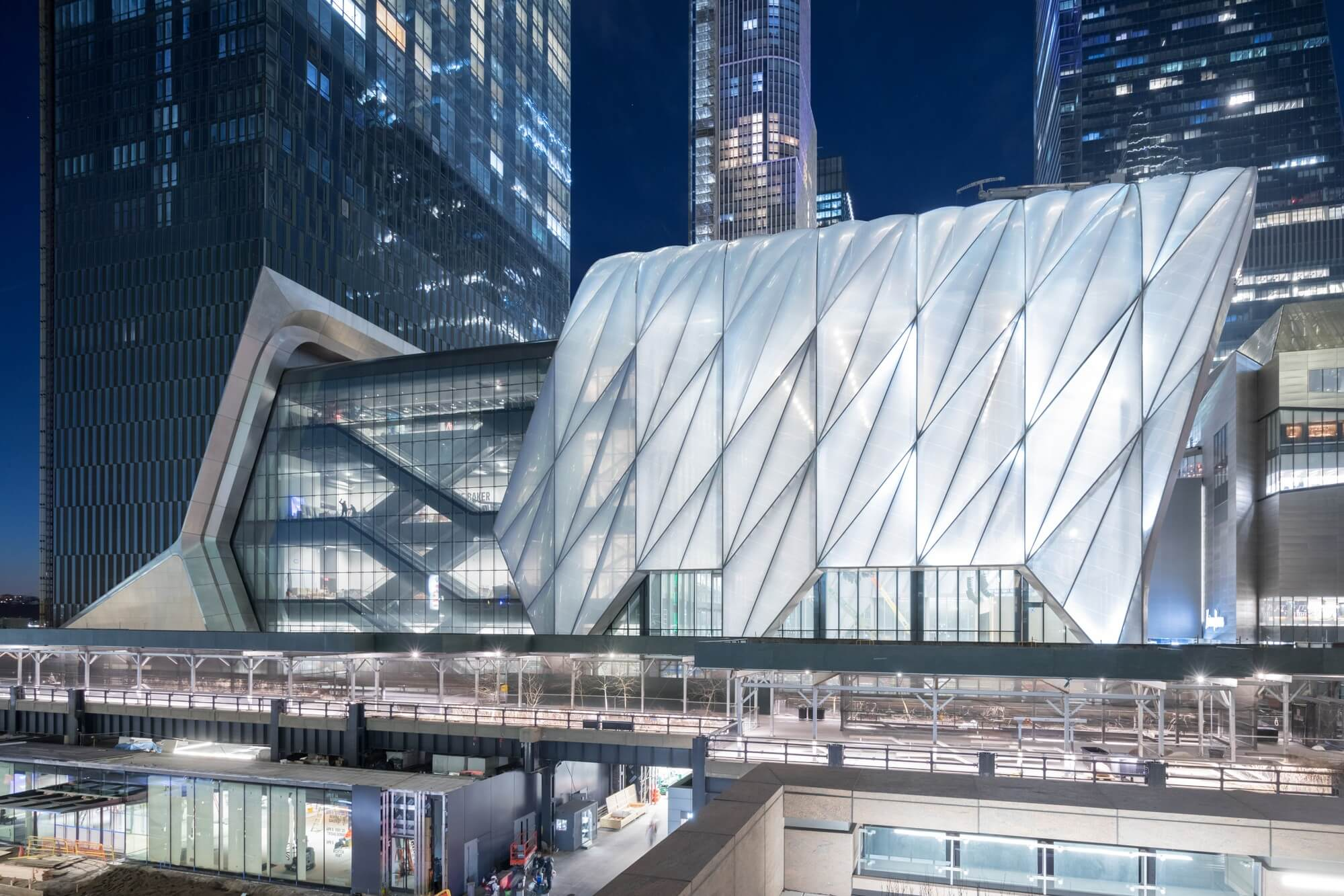 The Shed. Diller Scofidio + Renfro