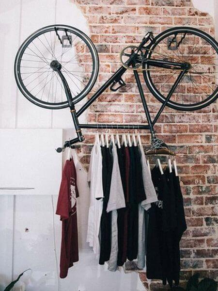 Qué hacer con bicicletas en desuso