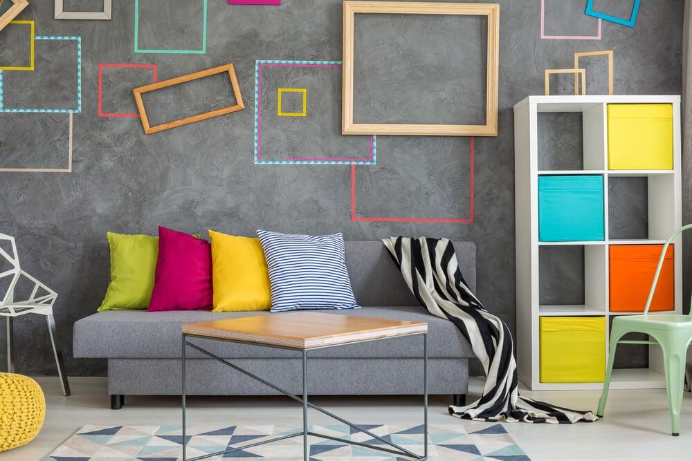 ¿De qué manera influyen los colores en nuestro hogar?