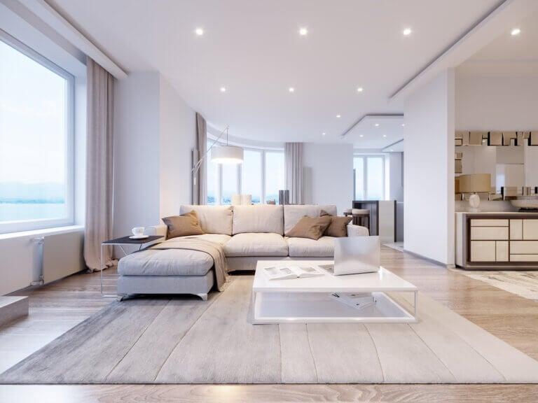 5 consejos para conseguir más iluminación en el hogar
