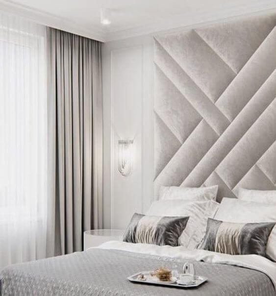 Tapices con tela para las paredes