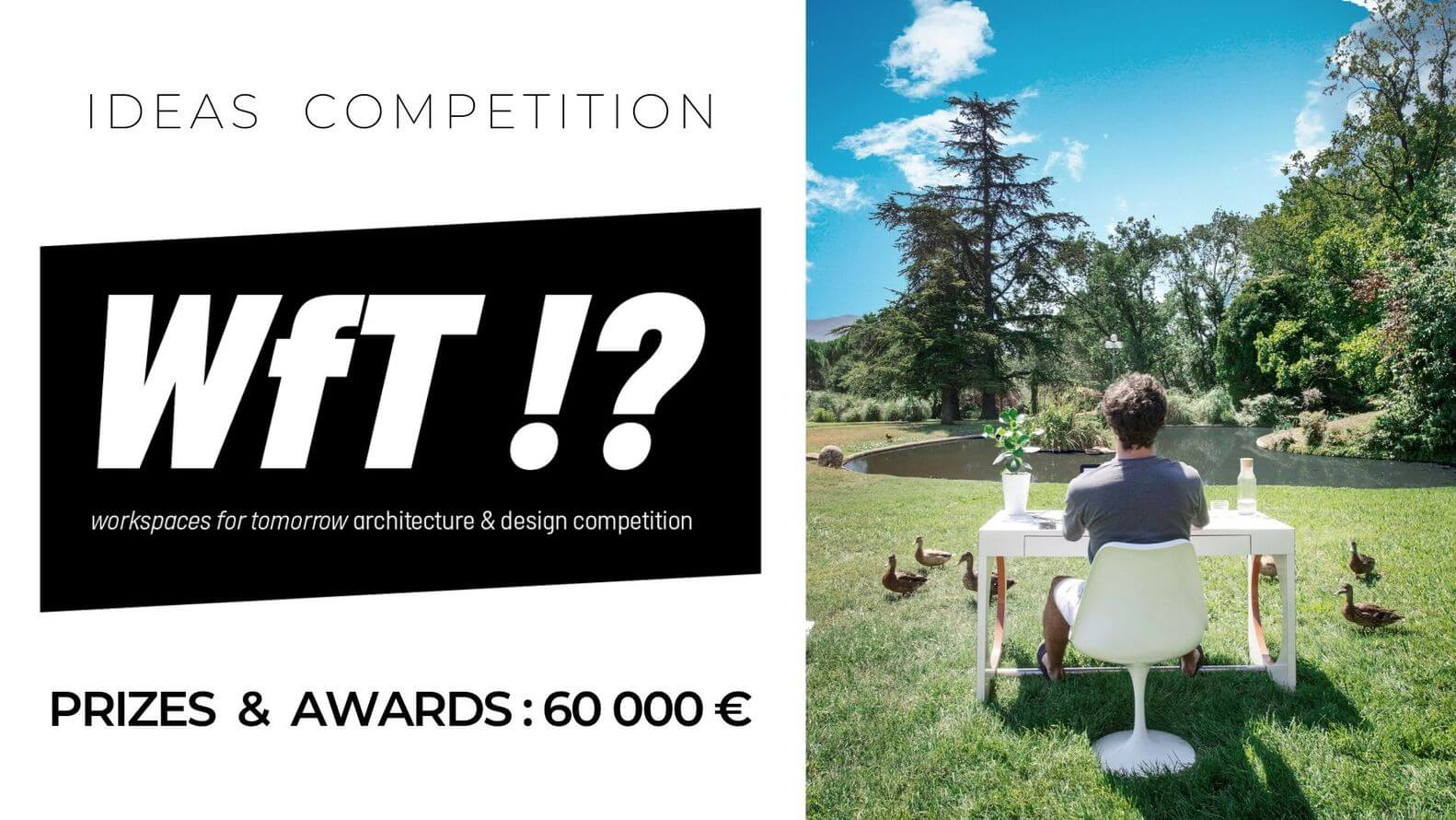 WorkSpaces for Tomorrow, concursos de arquitectura 2020
