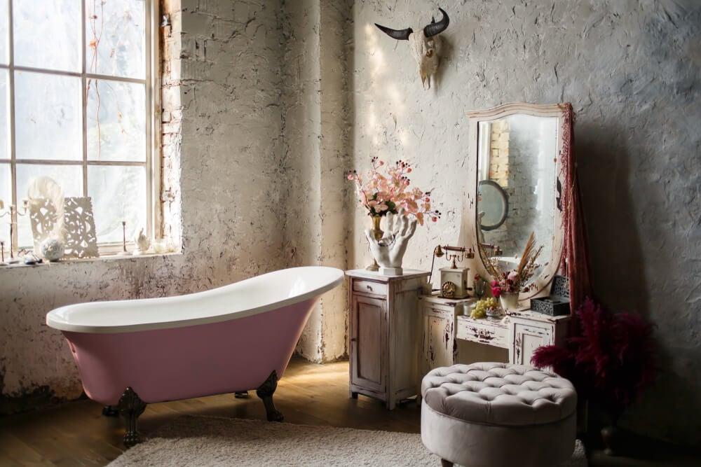 Caprichos decorativos para el baño