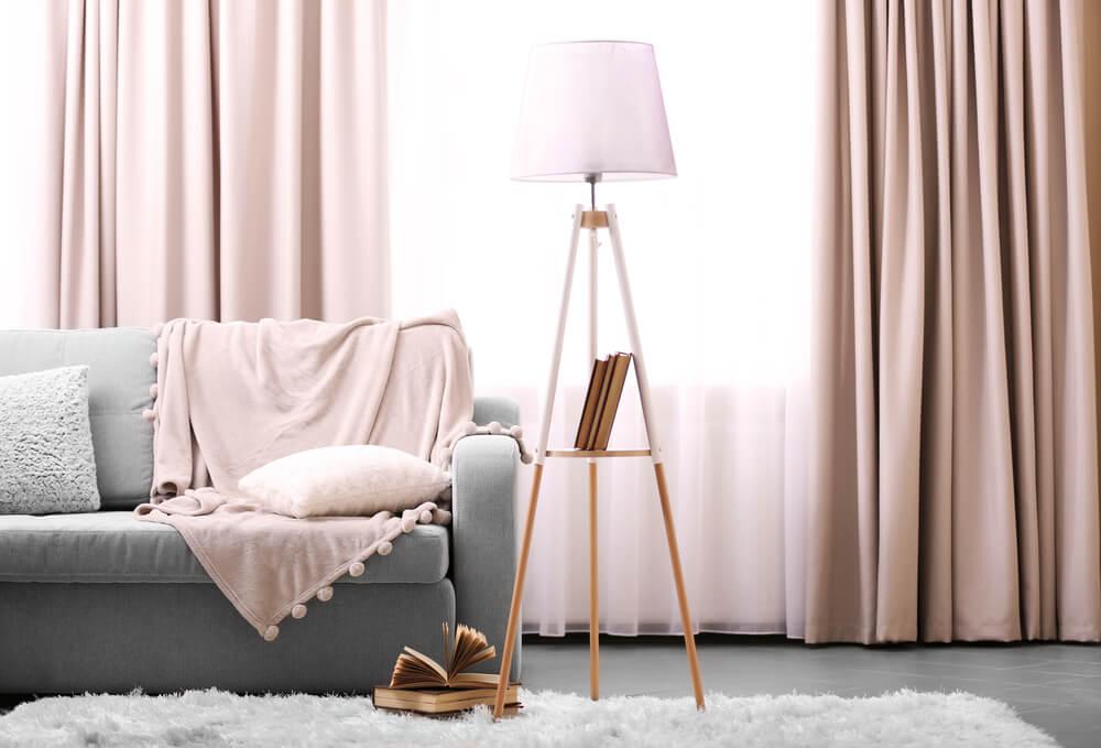 Confecciona tus propias cortinas, ¡te encantará!
