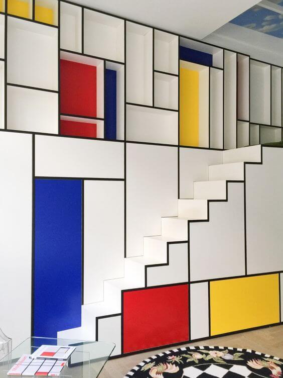 El cubismo en la decoración