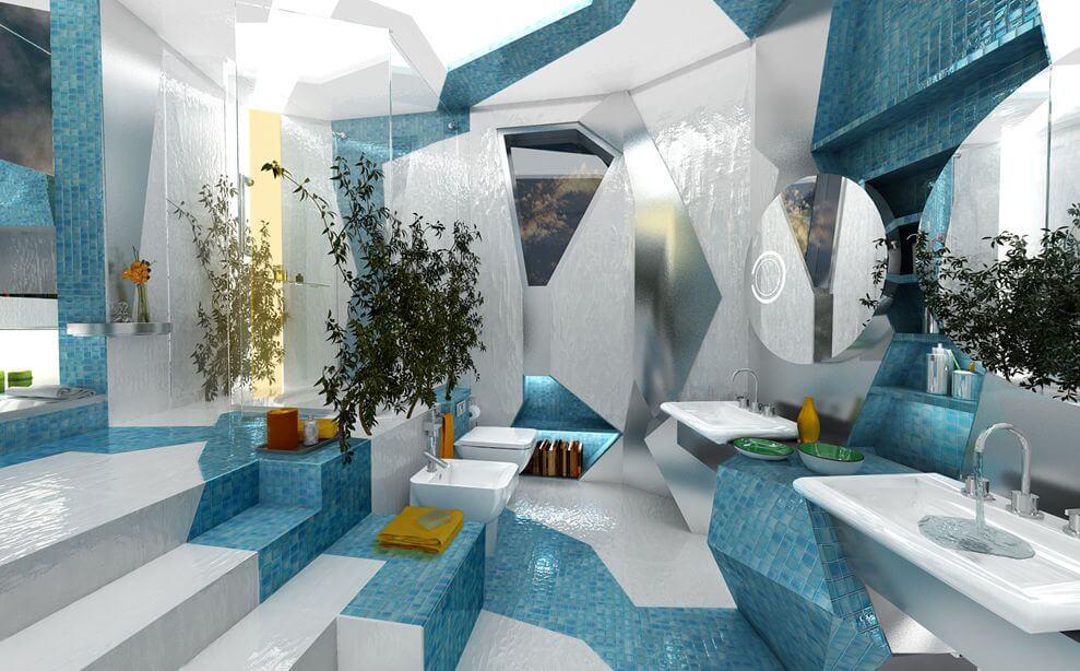 La influencia del cubismo en la decoración del hogar