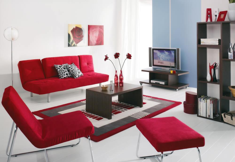 Un salón con tu estilo decorativo