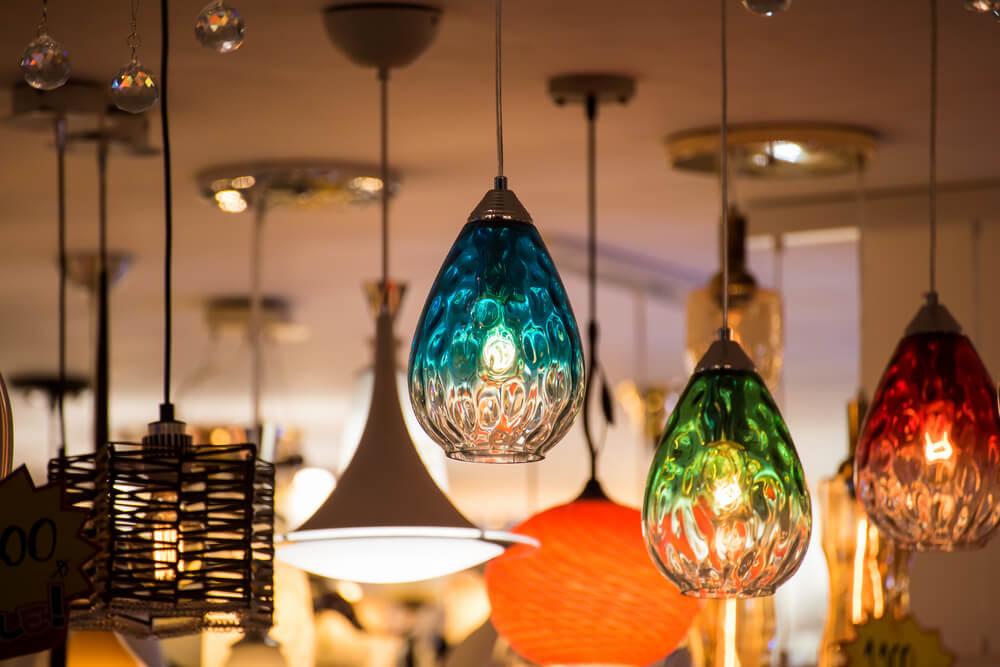 ¿Sabes elegir las lámparas de la casa?