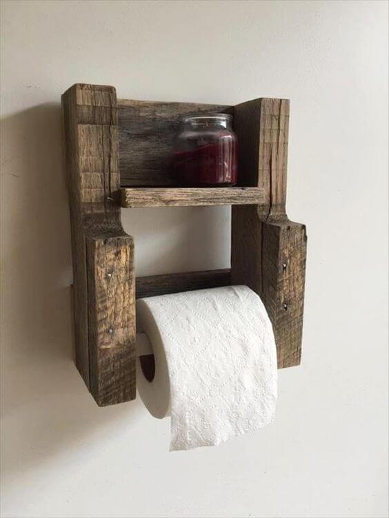Soportes para papel higiénico