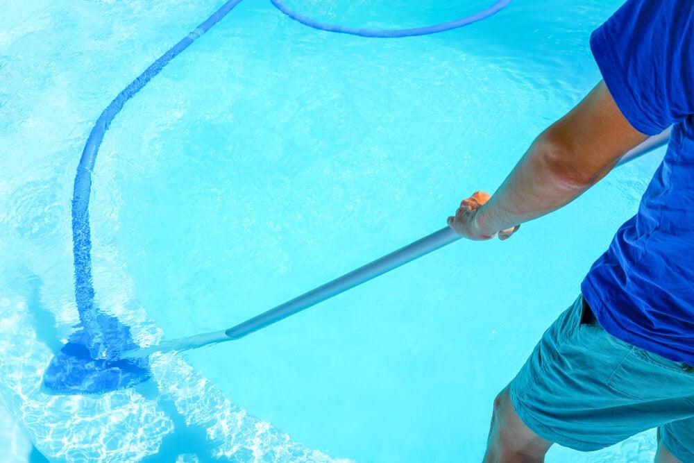 Limpiafondos de piscinas