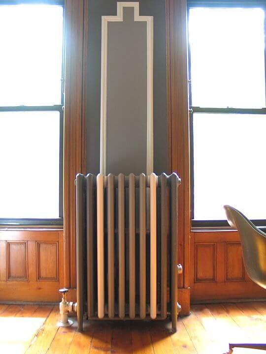 Decorar los radiadores