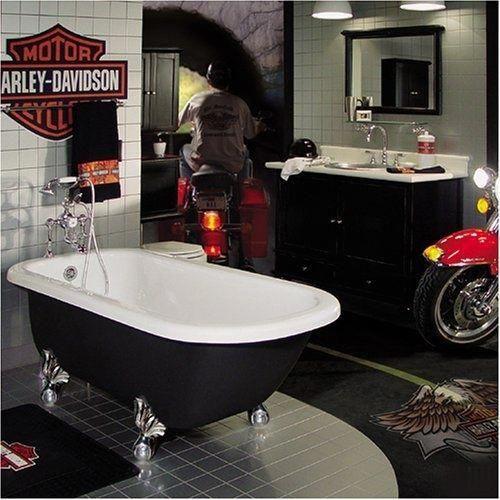 Baño Harley Davidson