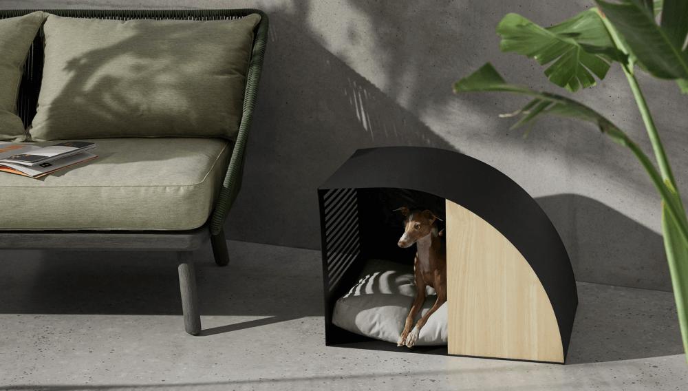 Mobiliario para tu mascota: cama para perros