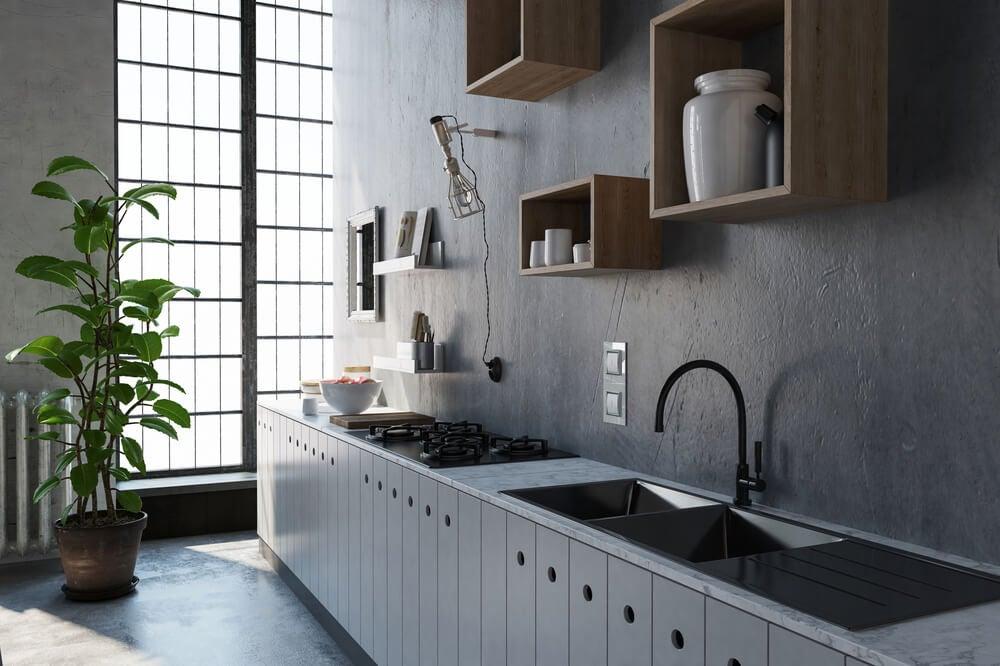 Cocinas pequeñas, soluciones grandes