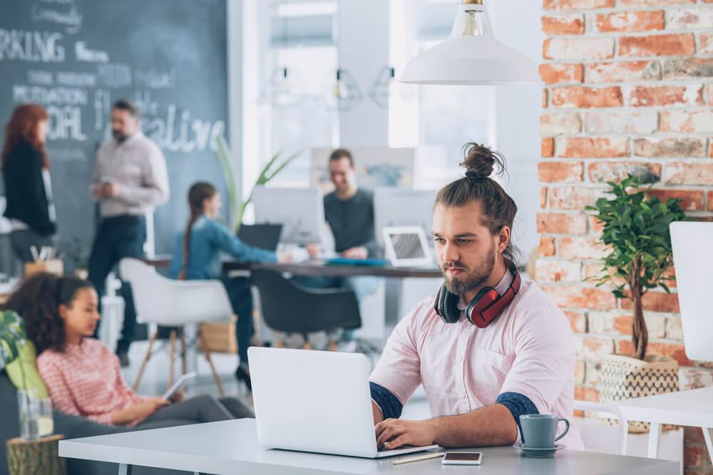 Las tendencias deco para el coworking