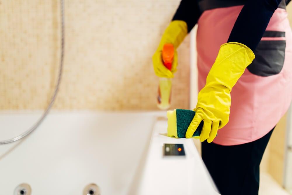 Cómo limpiar tu baño