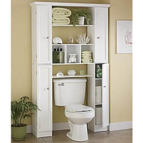 Mobiliario para baños pequeños