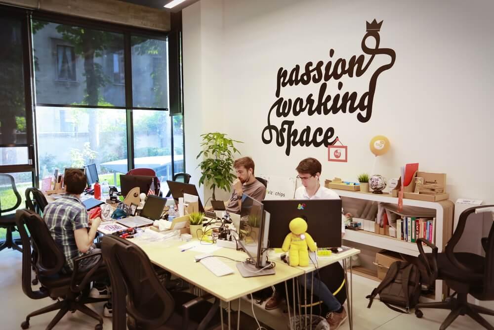 Oficinas compartidas