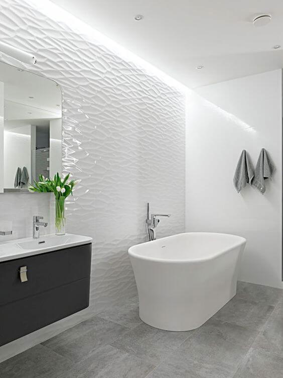 Modernizar tu baño: porcelánico