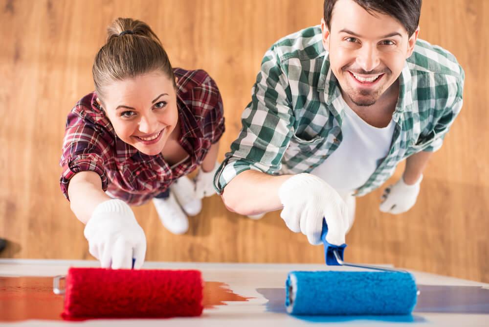 Remodelación del hogar durante el periodo de cuarentena