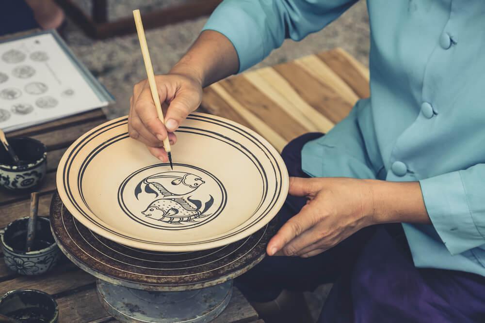 Artesanía para una casa alegre