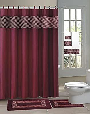 La cortina del baño