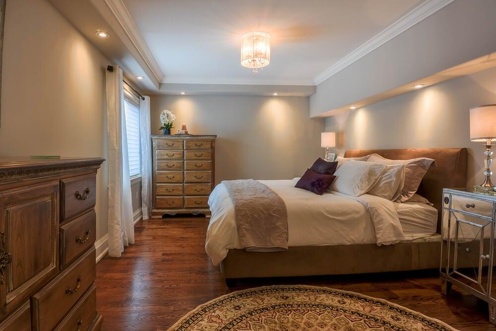 Cómo decorar el dormitorio principal