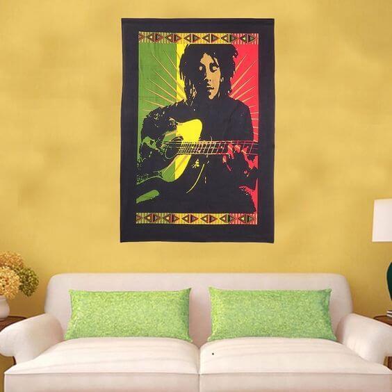 Transmitir viveza y buena sintonía con el estilo jamaicano