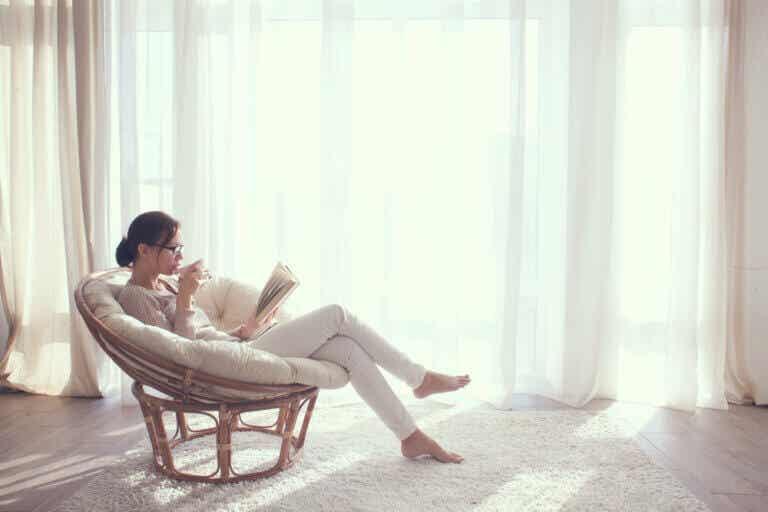 Crea un espacio privado para ti en casa