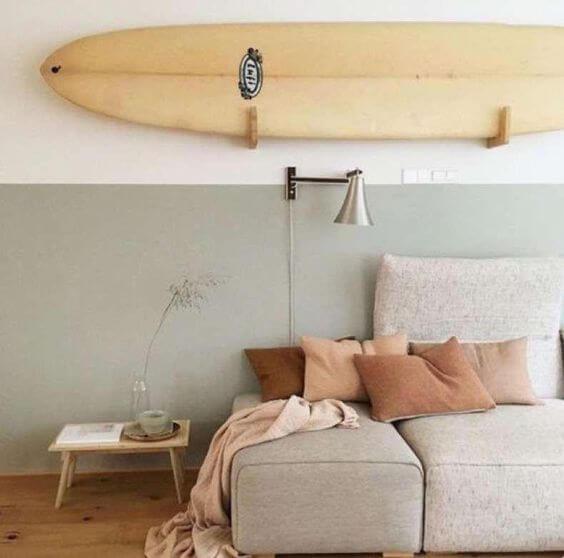 Principales recursos decorativos del estilo surfista
