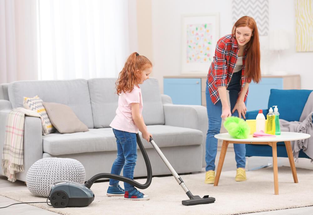 Marie Kondo nos ayuda con la limpieza