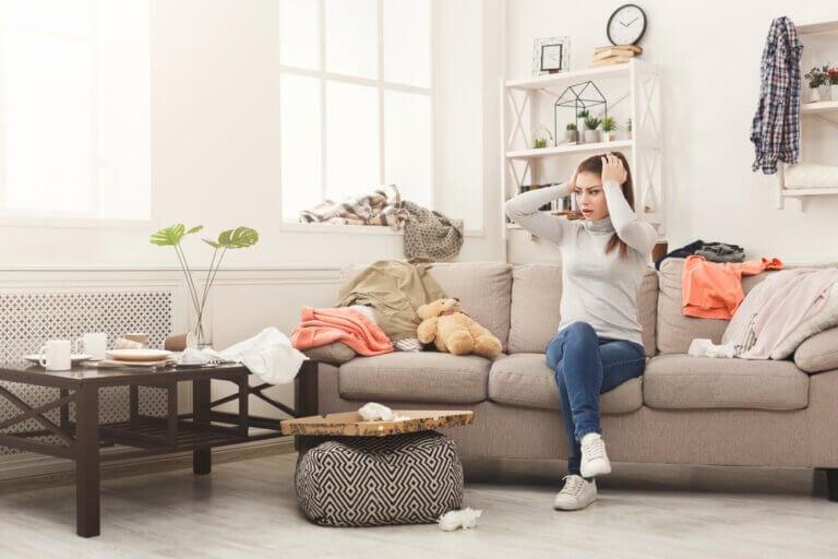 Aprovecha el fin de semana para ordenar tu casa