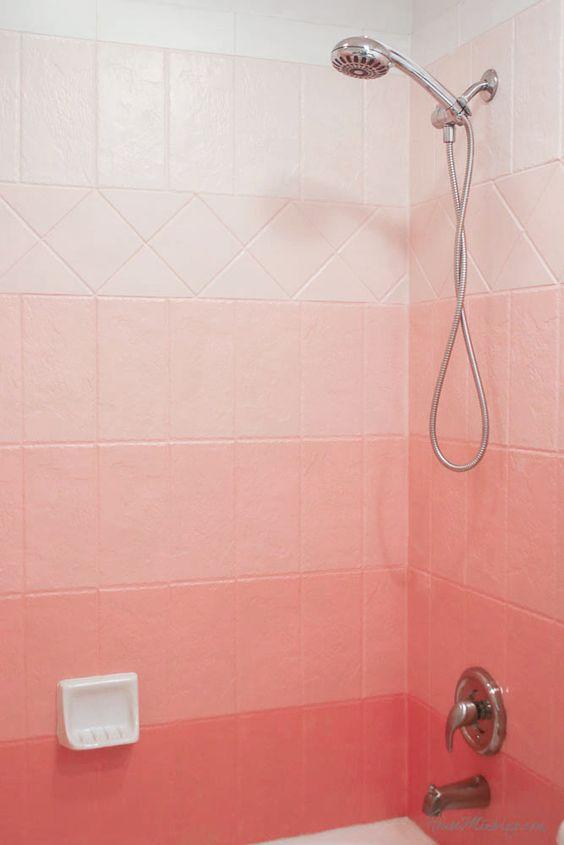 Pintar azulejos para renovar tu casa