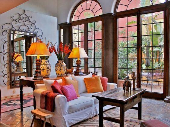 El estilo mexicano: colorido y vibrante