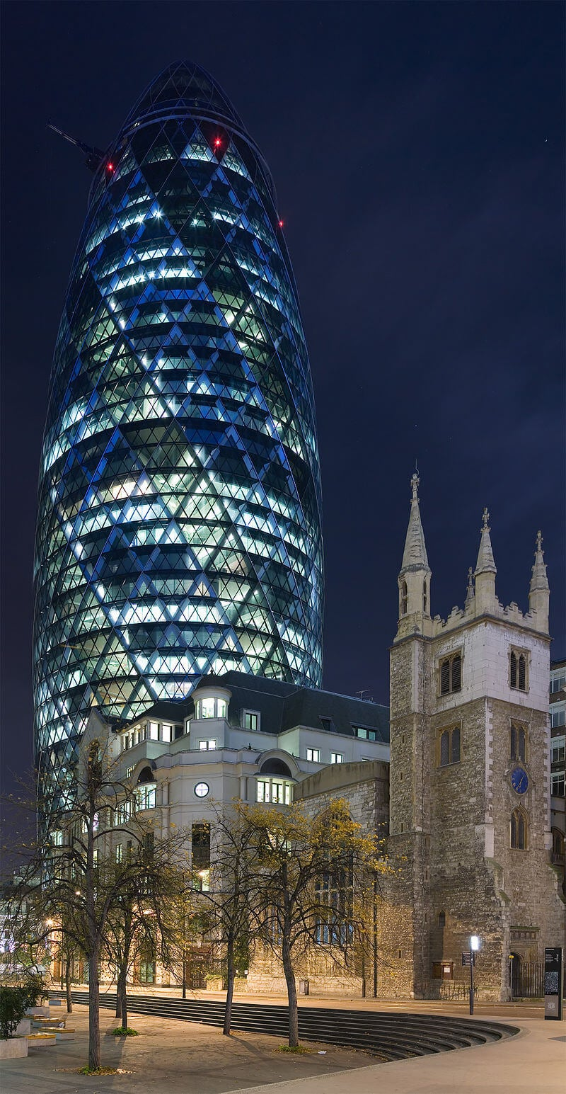 Torre Swiss, Londres