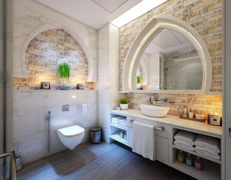 Los errores decorativos más comunes en el baño