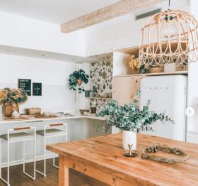 Las cocinas más apetecibles en Instagram