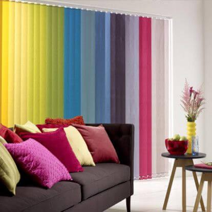 Colores en la sala