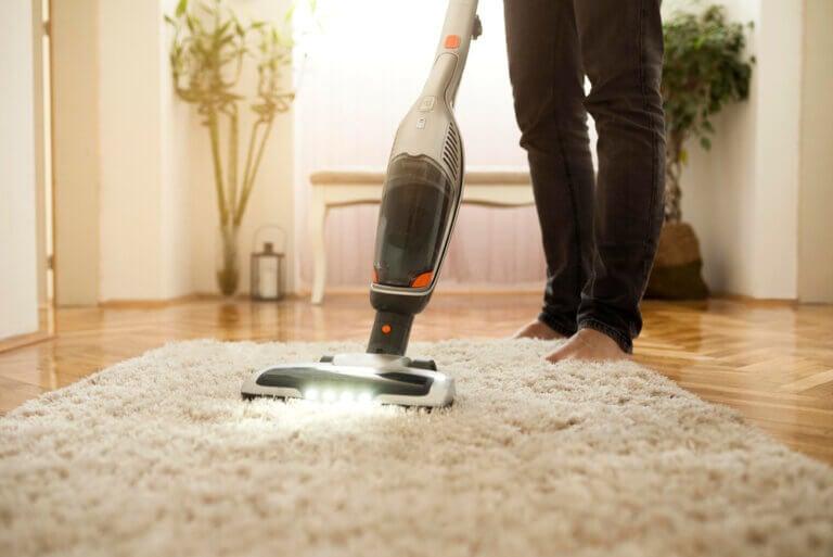 ¿Sabes cómo alargar la vida de tus alfombras?