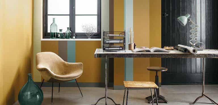 ¿Cómo decorar con color ocre?