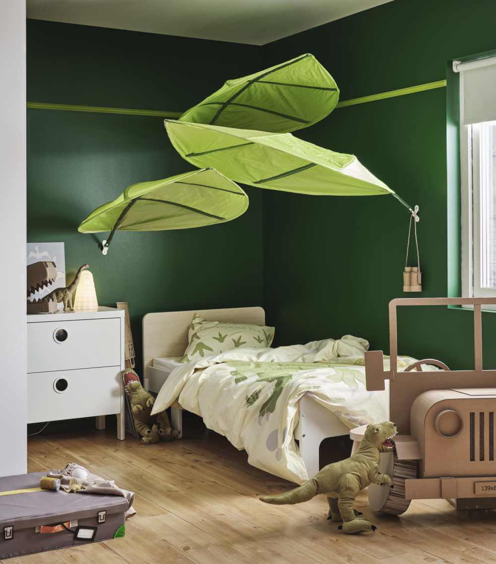 Decorar el dormitorio de los niños