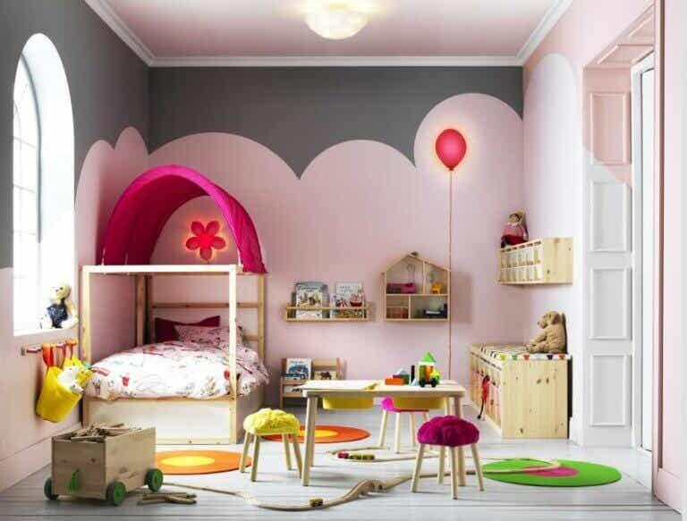Toca renovar el dormitorio de los niños