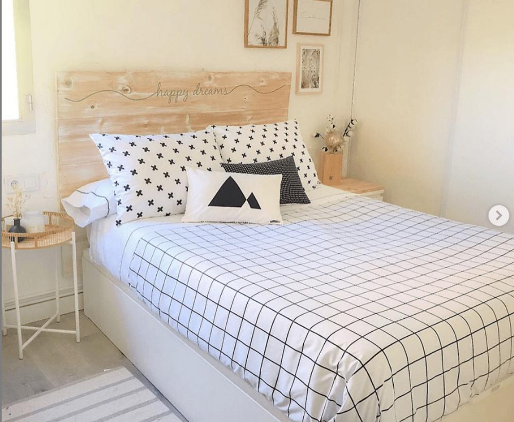 Los dormitorios más instagrameables