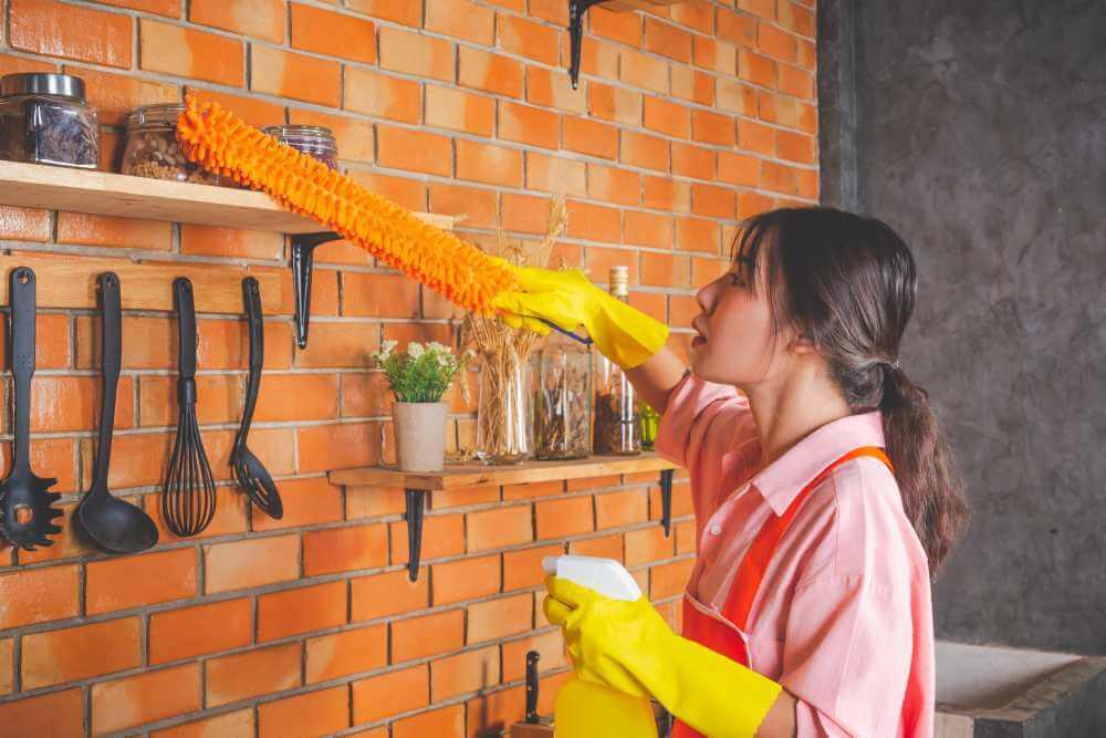 9 errores de limpieza que te hacen trabajar mas