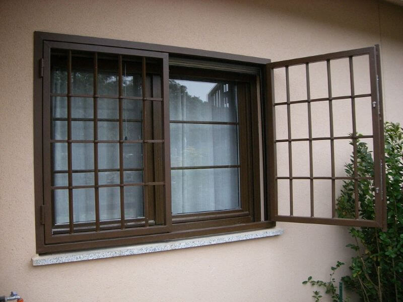 Proteger las ventanas