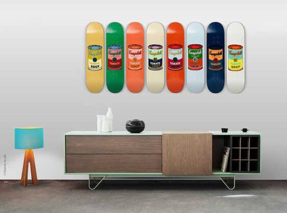 Artículos para el hogar: Andy Warhol