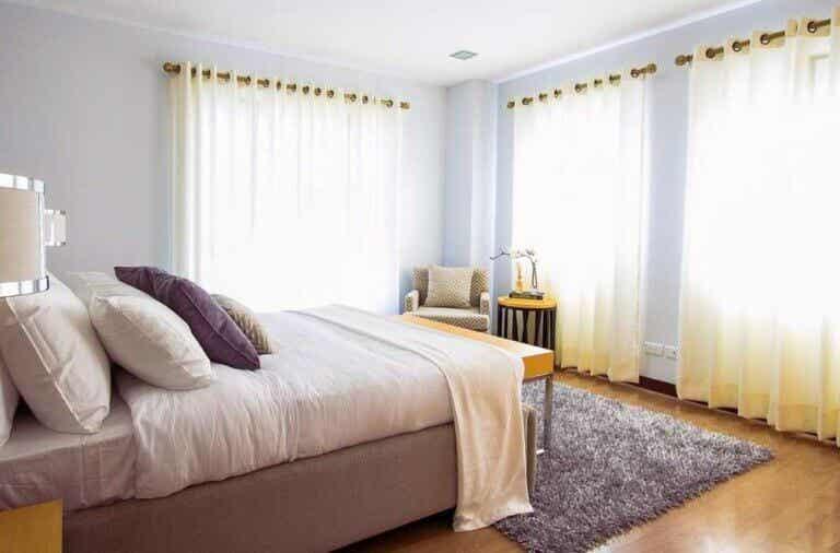 Colores antiestrés para el hogar