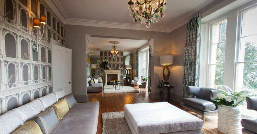 Diseño de interiores con nombre propio: Sophie Peckett
