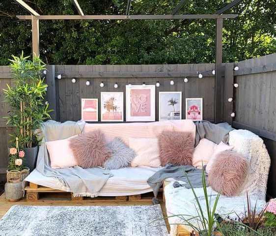 10 ideas para llenar de encanto tu jardín