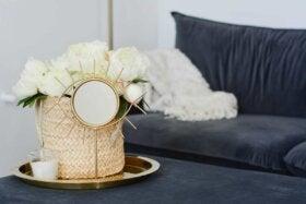 Ideas geniales para decorar con cestos